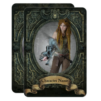 RPG Character Card 17