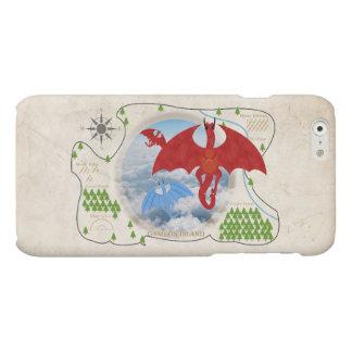 RPG Dragon Map iPhone 6 Case iPhone 6 Plus Case