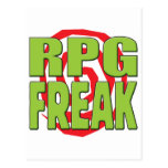 RPG Freak G Postcard