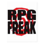 RPG Freak Post Card