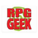 RPG Geek Post Card