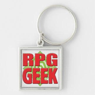 RPG Geek v2 Key Chains
