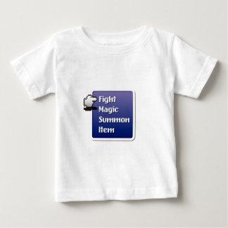RPG Menu Baby T-Shirt