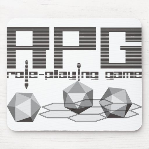 RPG MOUSE PAD
