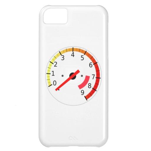 RPM Gauge iPhone 5C Case