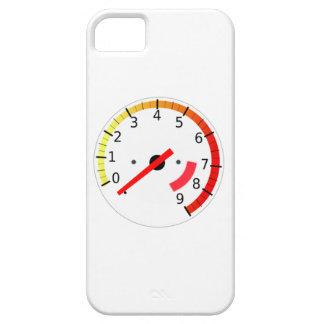 RPM Gauge iPhone 5 Case