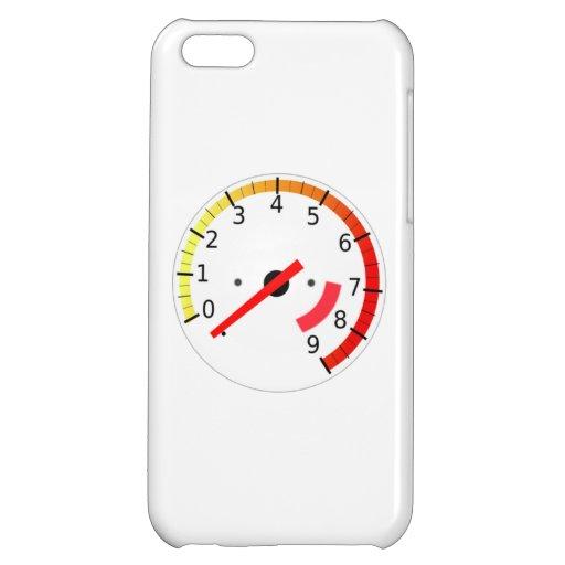 RPM Gauge iPhone 5C Covers