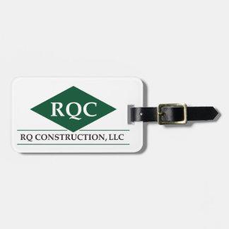 RQ Logo Luggage Tag