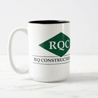 RQ Two Tone Mug in Black