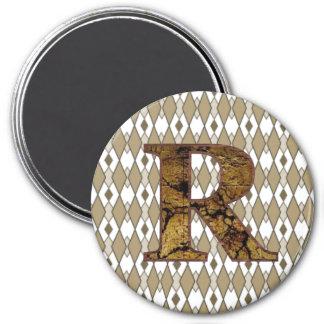 RR 7.5 CM ROUND MAGNET