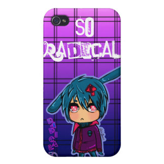 RR Radical Rabbit iPhone4 Case iPhone 4 Cover