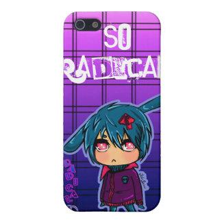 RR Radical Rabbit iPhone4 Case iPhone 5 Cases