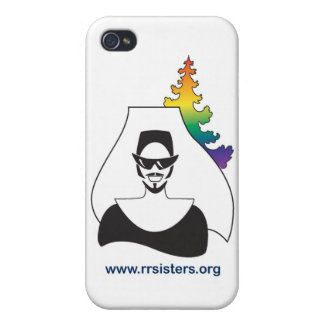 RR Sisters Logo iPhone4 Case iPhone 4/4S Cases