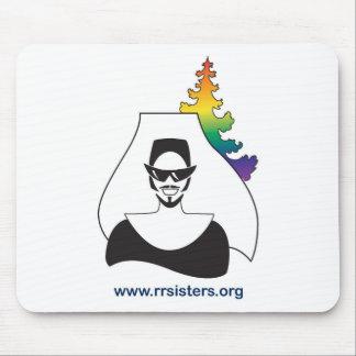 RR Sisters Logo Mousepad