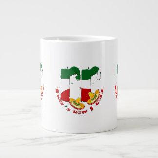 rr- That's how I roll Extra Large Mug