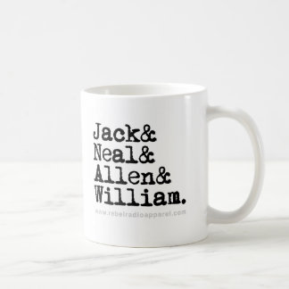 RRA Beatnik Coffee Mug