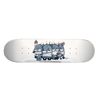 RRobot Board Skateboard Deck