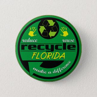RRR Florida 6 Cm Round Badge