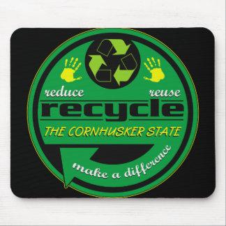 RRR The Cornhusker State Mousepad