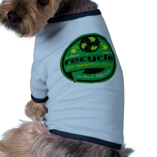 RRR The Hawkeye State Dog T-shirt