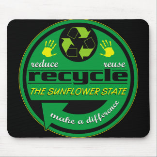RRR The Sunflower State Mouse Pad