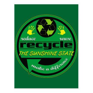RRR The Sunshine State Postcard