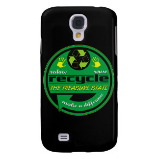 RRR The Treasure State Samsung Galaxy S4 Cover