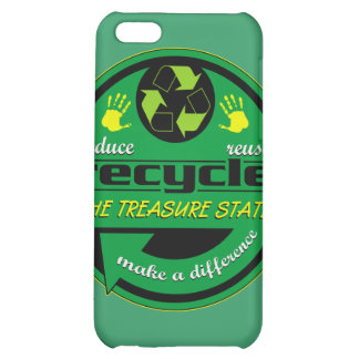 RRR The Treasure State iPhone 5C Cases