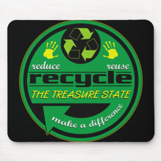 RRR The Treasure State Mouse Pad
