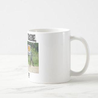 Rrrr We There,, Yet/!?! Basic White Mug
