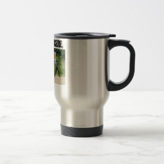 Rrrr We There,, Yet/!?! Stainless Steel Travel Mug