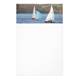 RS200 And Firefly Dinghies Customized Stationery