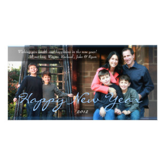 RS Holiday Card 2012 Photo Greeting Card