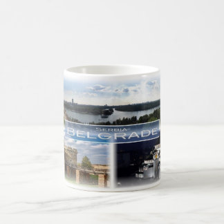 RS Serbia - Belgrade - Coffee Mug