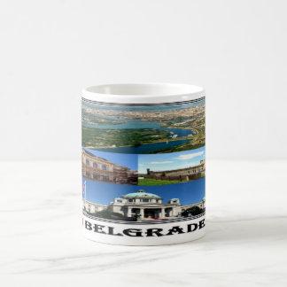 RS Serbia - Belgrade - Coffee Mug