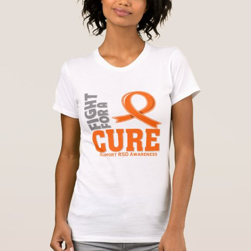 RSD Fight For A Cure Tee Shirts