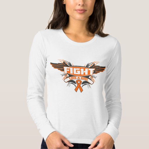 RSD Fight Like a Girl Wings.png Tee Shirts