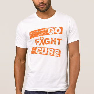 RSD Go Fight Cure T Shirts