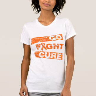 RSD Go Fight Cure T-shirts