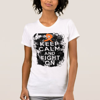 RSD Keep Calm and Fight On.png Tshirts