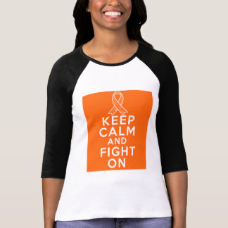 RSD Keep Calm and Fight On Tshirt