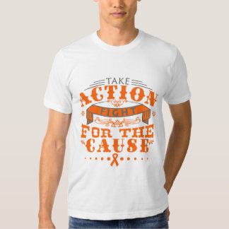 RSD Take Action Fight For The Cause T Shirts
