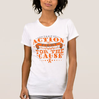 RSD Take Action Fight For The Cause Tee Shirt
