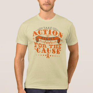 RSD Take Action Fight For The Cause Tshirts