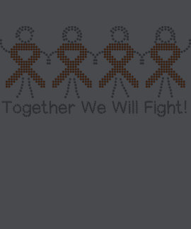 RSD Together We Will Fight T Shirt