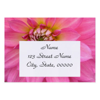 RSVP Cards - Ready to Mail Pack Of Chubby Business Cards