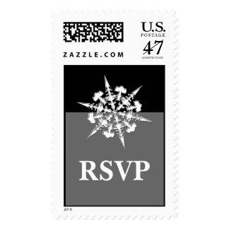 RSVP Invitation Postage Stamp