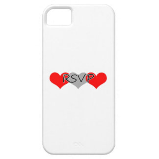 RSVP iPhone 5 COVER