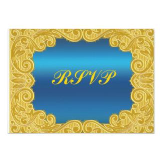 "RSVP Notification 5"" X 7"" Invitation Card"