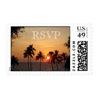 RSVP Postage Stamps